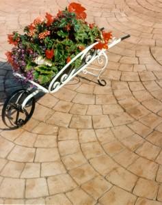 Pattern Imprinted Concrete Driveways Derby